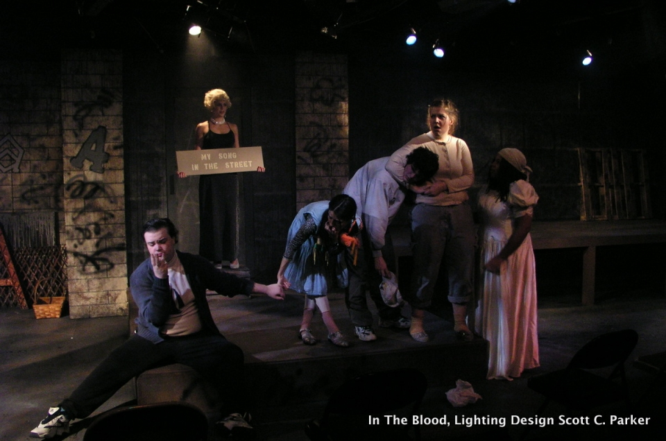 intheblood_ Scott Parker Lighting Design 2