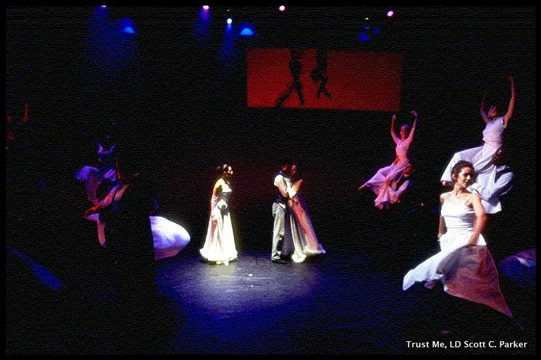 Trust Me Dance Lighting Design Scott Parker 2
