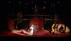 Urinetown Lighting Design Scott Parker 1