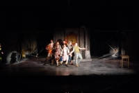 Urinetown Lighting Design Scott Parker 12