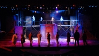 Urinetown Lighting Design Scott Parker 2