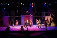 Urinetown Lighting Design Scott Parker 4