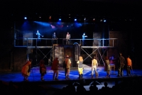 Urinetown Lighting Design Scott Parker 6