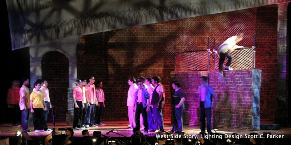 WestSideStory_1 Set and Lighting Design Scott Parker 2