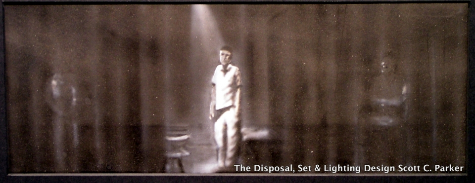 Disposal Scott Parker Set and Lighting Design 4