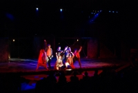 Urinetown Lighting Design Scott Parker 7