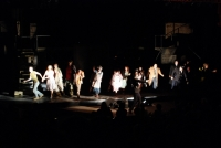 Urinetown Lighting Design Scott Parker 8